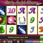 lucky ladys charm deluxe novomatic slot
