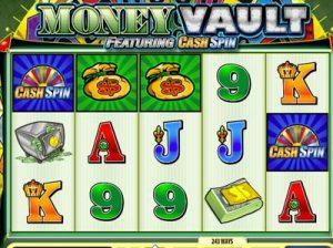 money vault slot