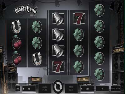 motorhead netent online slot