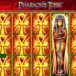 pharaos tomb novomatic slot