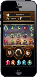 playing mobile casino