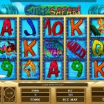 surf safari genesis online slot review