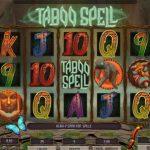 taboo spell genesis slot