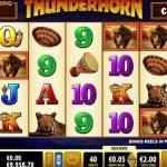 thunderhorn bally slots