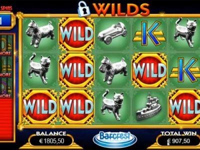 barcrest slots monopoly big event