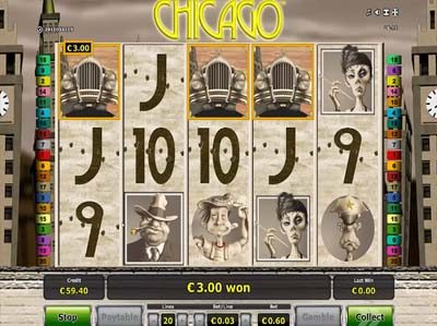 chicago novomatic slot