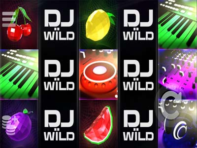 dj wild slot machine review
