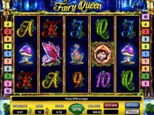 fairy queen slot