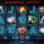 paranormal activity isoftbet slot review