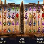 temple of luxor genesis slot