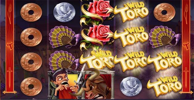 wild toro elk studios slot