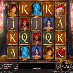 aladdins treasure slot review
