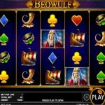 beowulf pragmatic play slot machine