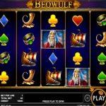 beowulf pragmatic play slot machine