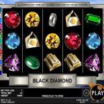 black diamond online slot review