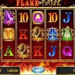 flame of fortune slot review
