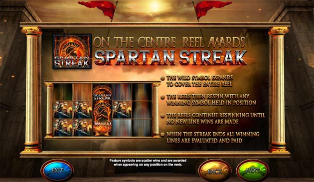 fortunes of sparta game review