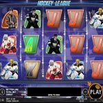 hockey league online slots review