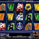 hockey league wild match slot machine review