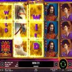 lady godiva slot review