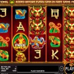 lucky dragons pragmatic play slot review