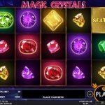 magic crystals online slot