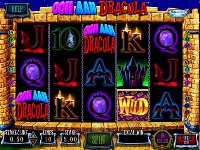 oh ah dracula online slot review barcrest