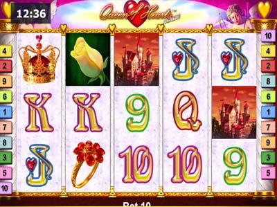 queen of hearts slot review