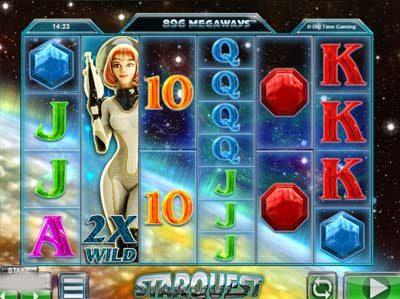 starquest slot review