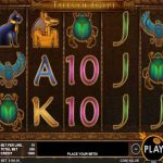 tales of egypt slot machine review