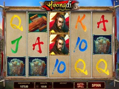 Huangdi slot review