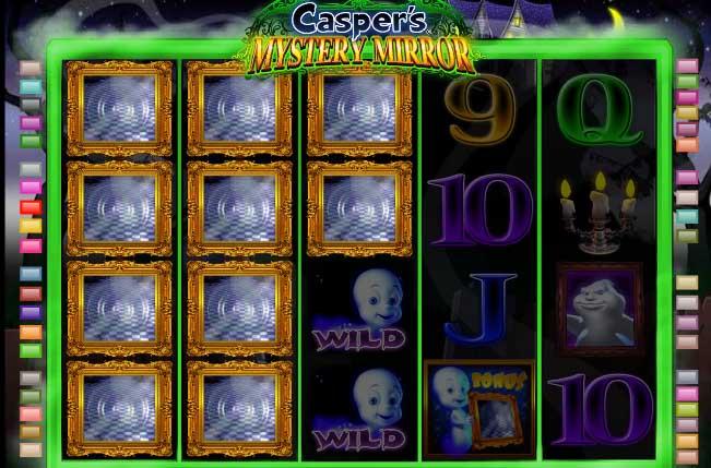 casper slot bonus