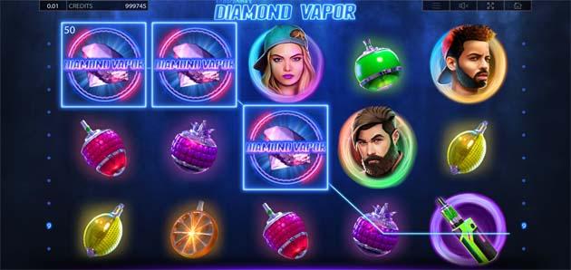 diamond vapor online slot