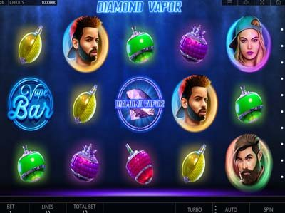 diamond vapor slot review