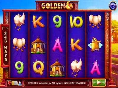 golden slot review