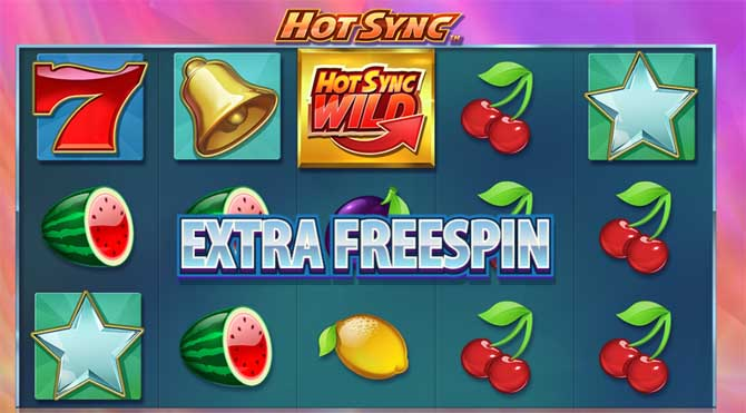 hot sync bonus feature explained