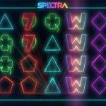 spectra online slot