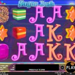 sugar rush slot review
