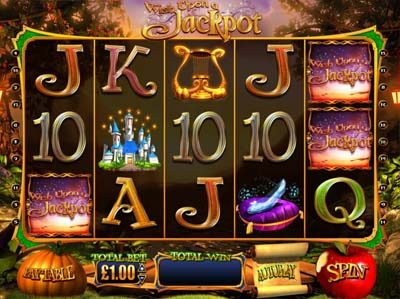wish upon a jackpot slot machine review