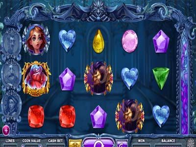 beauty and the beast online slot from yggdrasil