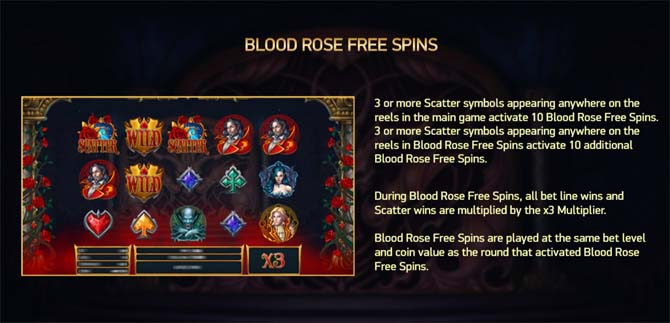 blood suckers 2 free spins