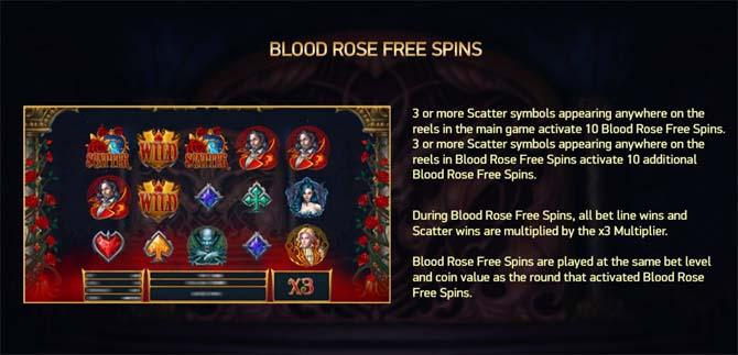 blood suckers 2 free spins
