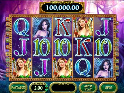 fairy fortunes blueprint gaming slot