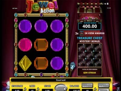 jewel action novomatic slot review