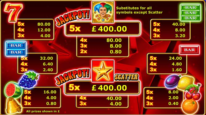 jolly fruits online slot