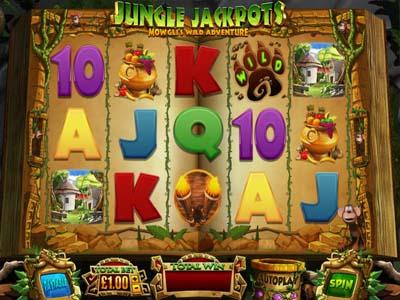 jungle jackpots online slots review