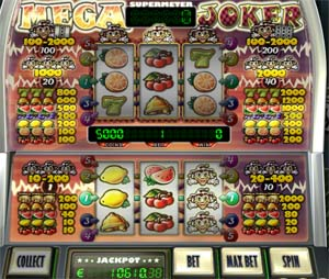 mega joker high rtp slot