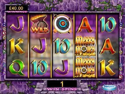 merry money barcrest slot