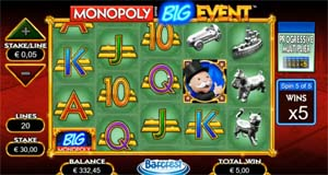 monopolu big event high paying online slot