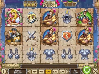 prissy princess slot review